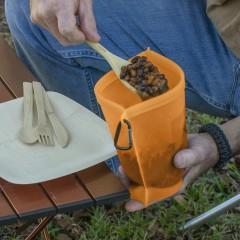 Комплект силиконовой посуды Ultimate Survival Boil and Store