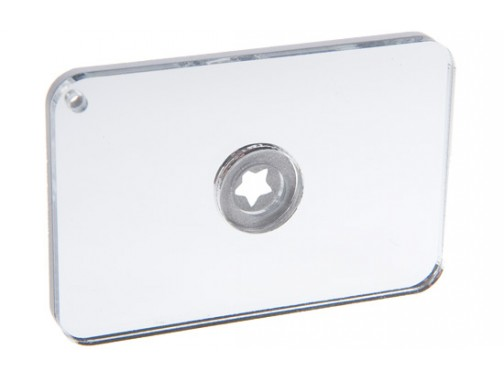 Сигнальное зеркало Ultimate Survival StarFlash (малое)