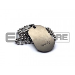 Личный жетон Boker Plus Titanium Dog Tag