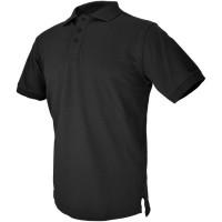 Тактическая рубашка-поло Hazard 4 QuickDry Undervest (черный)