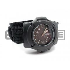 Часы Smith and Wesson Lawman, черный, с подсветкой