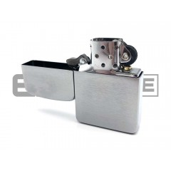 Зажигалка Zippo Brushed Chrome 1941 Replica 1941