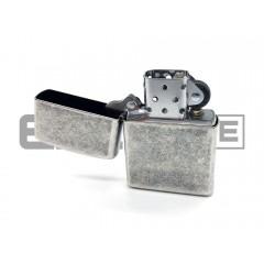 Зажигалка Zippo Classic Antique Silver Plate 121FB