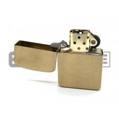 Зажигалка Zippo Brushed Brass 1941 Replica 1941B